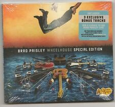 "BRAD PAISLEY, CD ""WHEELHOUSE"" SPECIAL EDITION, NEW SEALED"