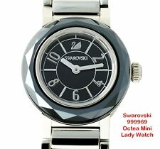 Swarovski 999969 Octea Mini Black Lady Women WATCH Stylish Cute Mother Gift NEW