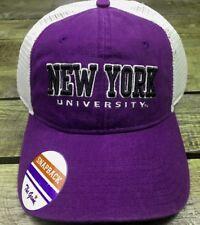 NYU Violets NCAA Fan Cap, Hats for sale   eBay