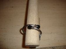 SPECTACULAR NEW CABLE WITH ONYX BRACELET FROM MACY'S (NWT)