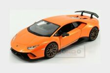 Lamborghini Huracan Lp640-4 Performante 2017 Orange BURAGO 1:24 BU21092O