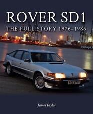 Rover SD1: The Full Story 1976-1986 (Europa Militaria), , Taylor, James, Excelle
