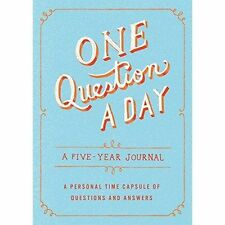 One Question a Day by Aimee Chase (Hardback, 2016)
