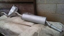 ALFA ROMEO 155 1.9 TURBO DIESEL 1993 TO 1995 EXHAUST REAR SILENCER ASSEMBLY