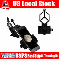 Binocular Monocular Spotting Scope phone Mount holder fit iphone 6plus/6/5s A26B
