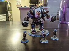 Warmachine: Cygnar Stormwall Colossal Warjack Painted