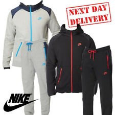 NIKE Hybrid Men's Hoodie Jogging Fleece Track Pants Tracksuit Hoody and Bottoms