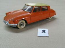 New ListingVintage French Dinky Meccano Ltd #24C Citroen Ds19 Sedan Nice Original (3)