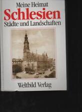 (a56170)   Hupka Meine Heimat Schlesien Städte und Landschaften, Weltbild 1