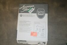 American Standard Cadet Round Front Slow Closed Toilet Seat 5259115020
