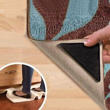 RUGGIES RUG CARPET MAT GRIPPERS NON SLIP ANTI SKID REUSABLE WASHABLE GRIPS