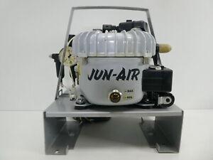 Jun-Air 3-1,5 Kompressor für Airbrush Modelbau