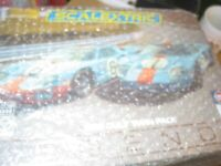 SCALEXTRIC C4041AF 1969 GULF TWIN PACK #6 AND #7 BNIB - STUNNING NEW RELEASE
