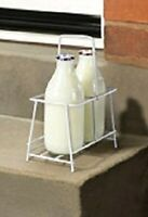 SupaHome Milk Bottle Holder To hold 2 pints of milk - FREE UK POSTAGE
