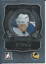 2012-13 2013 ITG Draft Prospects WENDEL CLARK #145 Toronto Maple Leafs