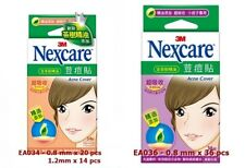 3M Nexcare Tea Tree Oil Acne Dressing Pimple Patch Regular Thickness 0.05 cm