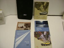 2003 Ford Escape Owners Manual by Unknown