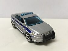2013-2019 Ford Taurus Police Interceptor Collectible 1/64 Scale Diecast