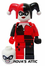 LEGO BATMAN SUPERHEROS HARLEY QUINN 6857  MINIFIGURE GENUINE NEW