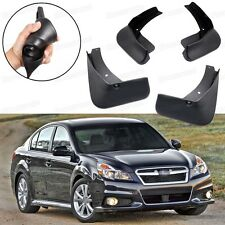 Car Mud Flaps Splash Guard Fender Mudguard for Subaru Legacy Sedan 2010-2014