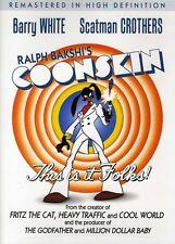 Ralph Bakshi's: Coonskin DVD Region 1, NTSC