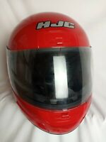 HJC SNELL APROVED DOT M2000 CL-12 Red Helmet Size L