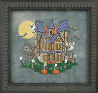 GLENDON PLACE Cross Stitch Pattern Chart MURKEY MANOR Halloween