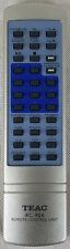 Original TEAC RC-904 Remote Control.