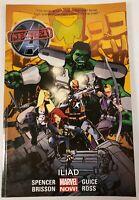 2014 Marvel Comics Secret Avengers Vol.2 Paperback Graphic Novel Book