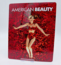AMERICAN BEAUTY - Bluray Steelbook Magnet Cover (NOT LENTICULAR)