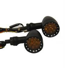 Amber Front Rear Led Turn Signal Light For Harley-Davidson Xl Sportster 1200 883(Fits: Mastiff)