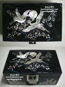 FULL OF HAPPINESS ALWAYS _ FULL OF NOBLE LOVE + TRADITIONAL JEWELRY ART BOX