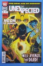 The Unexpected #2 DC Comics Universe 2018 Dark Nights Metal New Age of Heroes!