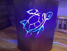 """Unique Decorative Bug Light ~ Glue Board Insect Trap """"SEA TURTLE"""""""