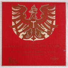BACH: Brandenburg WESTMINSTER ORIG XWN 18647 Vinyl lp NEAR MINT Redel