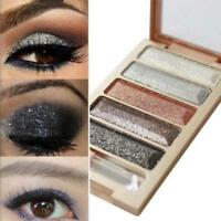 Beauty Shimmer Eyeshadow Palette Makeup Cosmetic Glitter Eye Shadow Matte Set