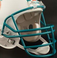 MIAMI DOLPHINS NFL Schutt JOP Football Helmet Facemask / Faceguard