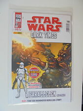 Star Wars Dark Times-paralelismos la final nº 69 (2008) Panini Cómics z.1
