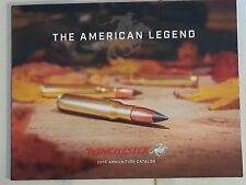 Winchester 2015 Ammunition Catalog /  The American Legend NEW 72 Pages