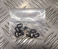Genuine Vintage British Army Issue Small Oval Replacement Eyelets Pack of 12