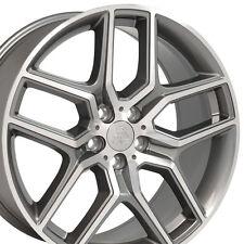 "20"" Wheels For Ford Explorer Sport Style Flex Freestyle MKT (Rims Set of 4)"