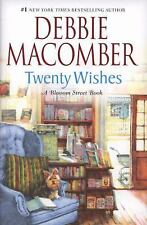 Twenty Wishes by Debbie Macomber a Blossom Street Hardcover book FREE SHIPPING