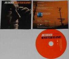 Joe Cocker  Never Tear Us Apart  -  U.S. promo cd