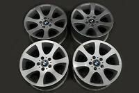 "BMW 3 Series E90 E91 E92 E93 Complete Set 4x Wheel Alloy Rim 17"" 8J VIA"