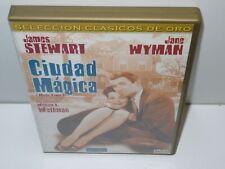 ciudad magica - magic town - stewart - wellman - dvd