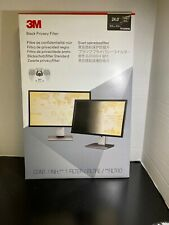"3M Privacy Filter for Widescreen Desktop LCD Monitor 24.0"" PF240W1F"