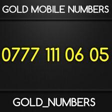 GOLD 0777 GOLDEN EASY VIP DIAMOND PLATINUM 0777 MOBILE NUMBER 07774440605