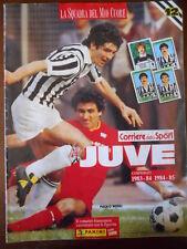Ristampa Album Panini Figurine Team Juventus 1983-84 // 1984-85  [M13]