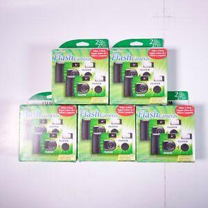 10 Pack Fuji 35mm QuickSnap Single Use Camera FUJ7033661