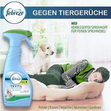 Febreze Textilerfrischer gegen Tiergerüche 500ml